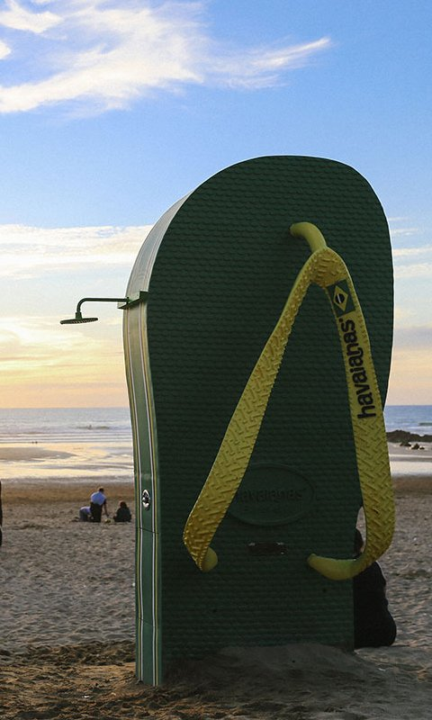 4fbdd8e9e45743 WHERE ARE THE HAVAIANAS SHOWERS ON THE EUROPEAN COASTLINE