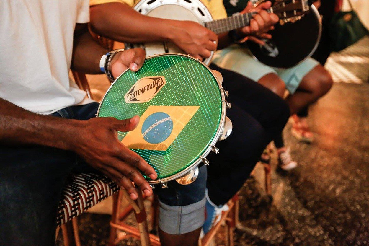 Territorio Havaianas Blog - Samba Night