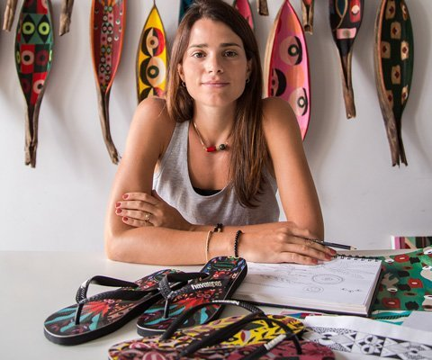 """RETRATOS DO BRASIL 2"" (PORTRAITS OF BRAZIL 2): NAIA CESCHIN"