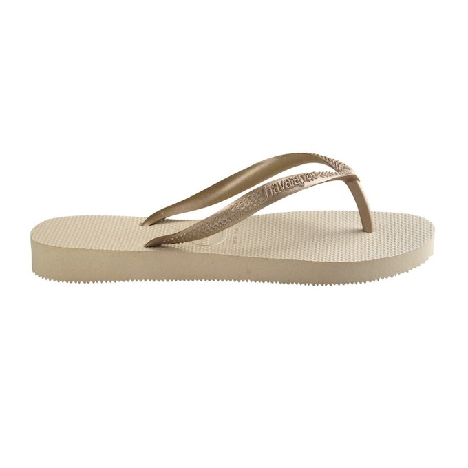 HAVAIANAS SLIM - Sand Grey   Light Golden b99788c0f4