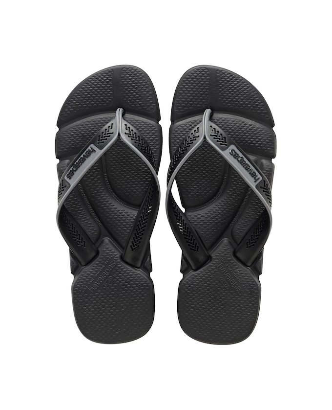 960e4b520 ... HAVAIANAS POWER - Black   Steel Grey