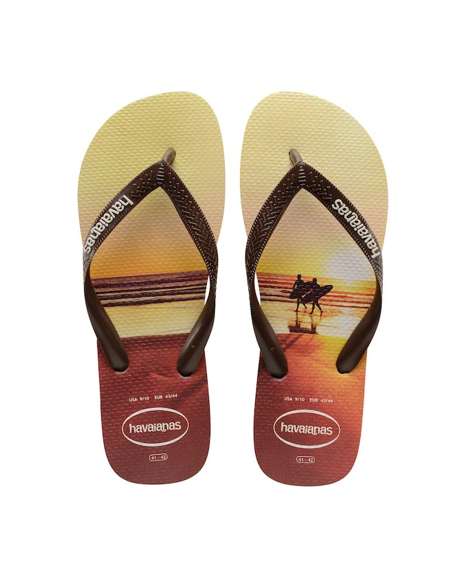 ... HAVAIANAS HYPE NAVY - Sand Grey   Dark Brown 2a4b86d9b0