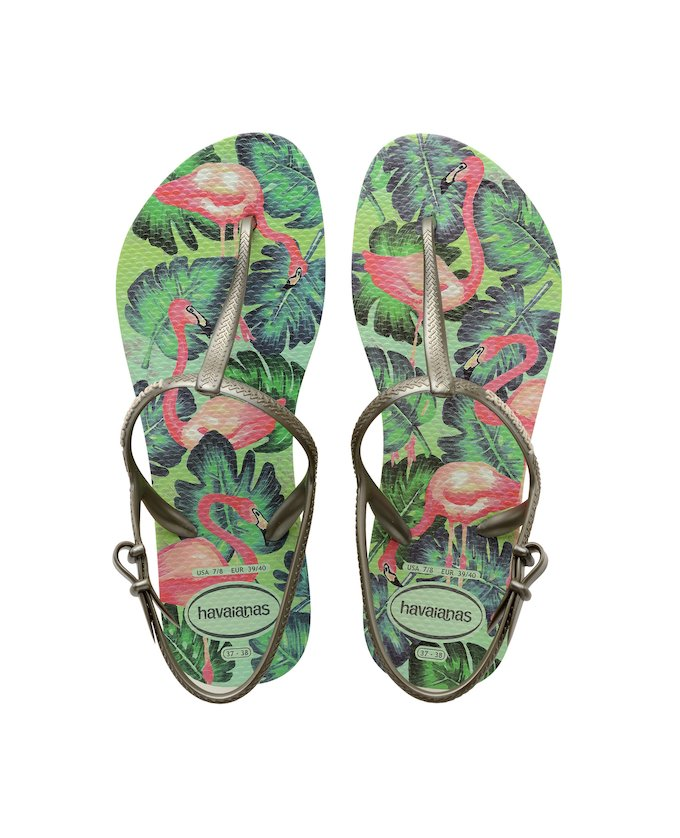 ... HAVAIANAS FREEDOM PRINT - Apple Green 04803e4a7a