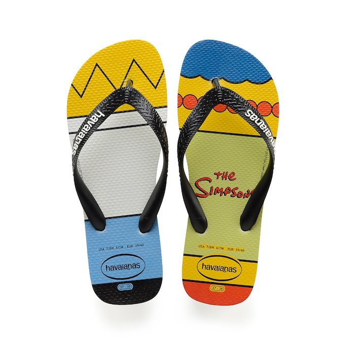 Flip Flops Havaianas Simpson for women  b995e95514
