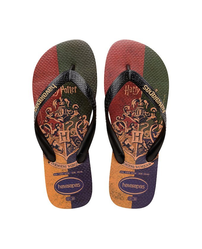 716b51e4bc4 Flip Flops Havaianas Top Harry Potter for men