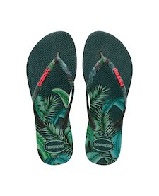 427d94660c4f HAVAIANAS SLIM SENSATION- Green Olive false for women