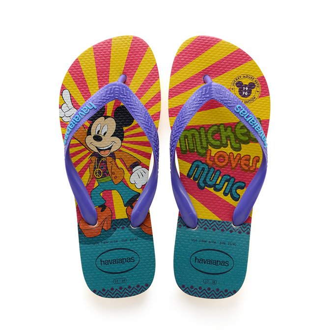 391bb3d65afc54 Flip Flops Havaianas Mickey 90Th Aniv for men