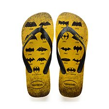 bdd3c67359732c HAVAIANAS BATMAN- Flip flops for women