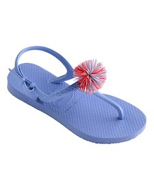 a5dcc54f8ef0 Provence Blue. HAVAIANAS KIDS FANTASY- Ice Blue   Shocking Pink Flip flops  for women. HAVAIANAS KIDS FANTASY