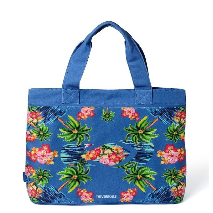 SHOPPING BAG TROPICAL